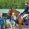 MEC_0513Ansley Robertson and Mardi Gras Jr Adult medal winners