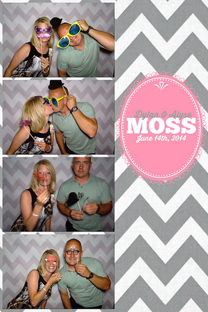 Dylan & Alyse Moss | June 14th, 2014