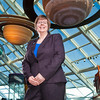 Michelle B. Larson, Ph.D., President and CEO of the Adler Planetarium