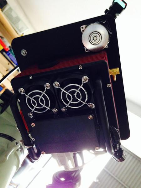 CCD Sbig STT 8300 + FW8G-STT filter wheel