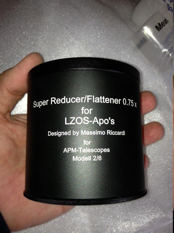 Ricardi Super reducer  82mm
