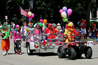 Cousin Otto & UMC Clowns _6444