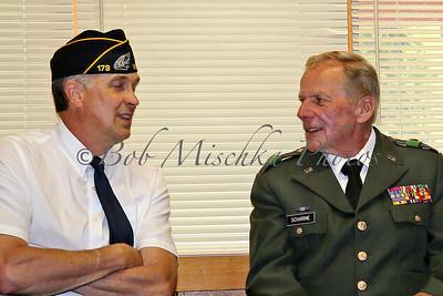 David Thompson and General Charles Scharine_6410