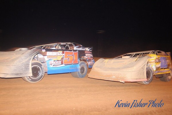 Dirt Tracks in the Carolinas