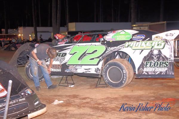 Fayetteville Motor Speedway - 10/19/13