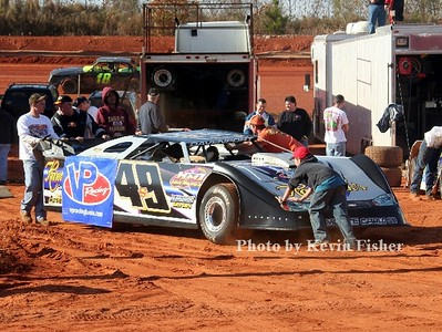 Super Late Models (in pits)   030