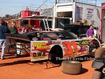 Super Late Models (in pits)   009