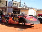 Super Late Models (in pits)   011