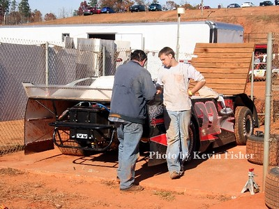 Super Late Models (in pits)   014