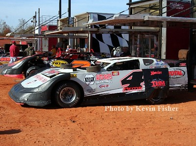 Super Late Models (in pits)   013