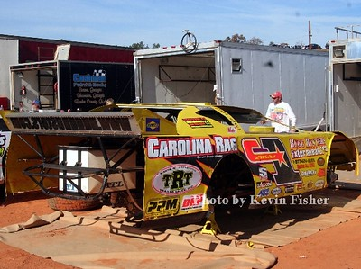 Super Late Models (in pits)   022