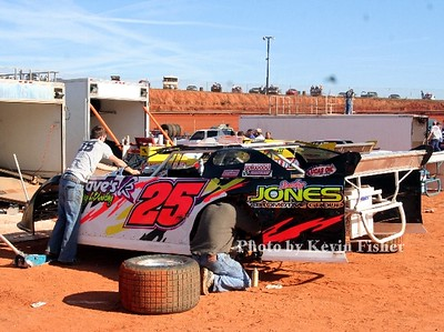 Super Late Models (in pits)   021
