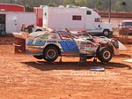 Super Late Models (in pits)   001