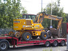 Hydrex Case WX170 Mega Railer # 6196 Euro # 99709 940204 9<br /> <br /> Location Knottingley <br /> <br /> Date 28th July 2011