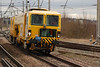Plasser & Theurer 08-4x4/4S-RT Switch & Crossing Tamper # 73930<br /> <br /> Location Warrington Bank Quay heading North <br /> <br /> Date 12 march 2010