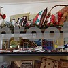 The Country Store Thrift Shop, 659 E. Lincoln Highway in DeKalb, has many Christmas items for sale. The shop is run by volunteers and all of its revenue benefits the Family Service Agency's Senior Services program.