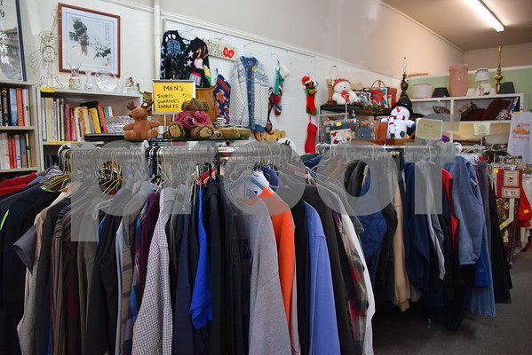 The Country Store Thrift Shop, 659 E. Lincoln Highway in DeKalb, is run by volunteers and all of its revenue benefits the Family Service Agency's Senior Services program.
