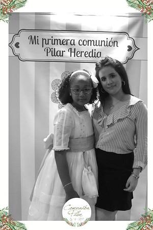 Comunión Pilar 03.06.2017 ¿Cuál es el primer apellido de Pilar? (La primera letra con mayúscula)