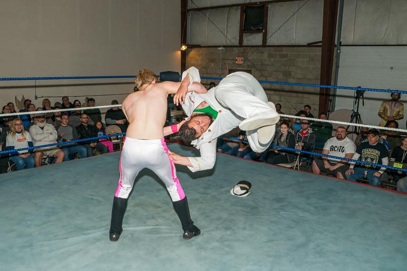 OTW Wrestling  5/13/2017