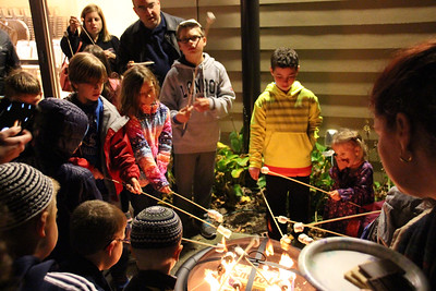 OT's S'mores in the Sukkah