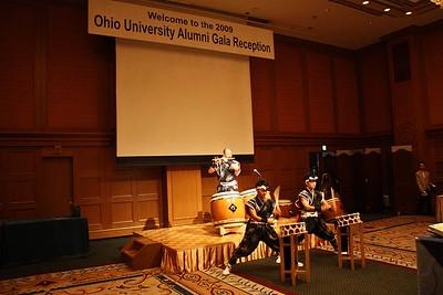 Alumni Gala Reception with Chubu University 2009