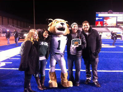 Famous Idaho Potato Bowl - December 2011