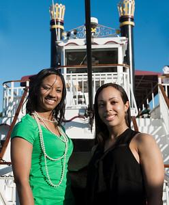 JUNE 1, 2013 - Ohio University Alumni Association cruise on Lake Norman. (photo by Kim Walker)