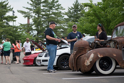 Cruise-In At The Convo