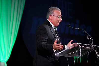 David Wolfort speaks during the Promise Lives Campaign Celebration Gala on Friday, Sept. 11, 2015. Photo by Kaitlin Owens