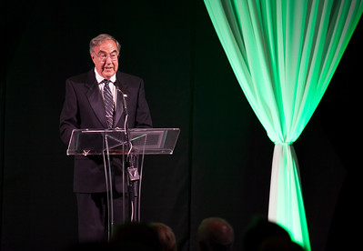 Chuck Stuckey speaks during the Promise Lives Campaign Celebration Gala on Friday, Sept. 11, 2015. Photo by Kaitlin Owens