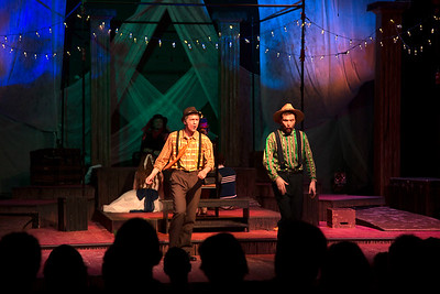 Lancaster Theatre: The Fantasticks