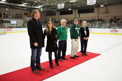 Alumni Hockey Weekend
