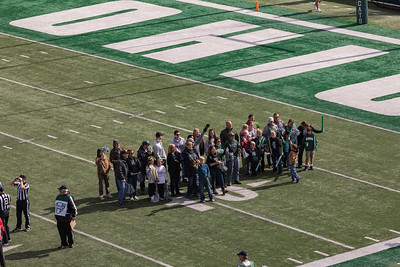 Photo by Max Catalano, BSVC 20' The 2018 Homecoming Football game on October 20.