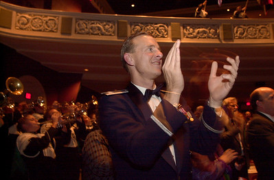 16699Alumni Awards Gala: Homecoming Banquet Fall 2004..Col. John R. Venable,USAF '81