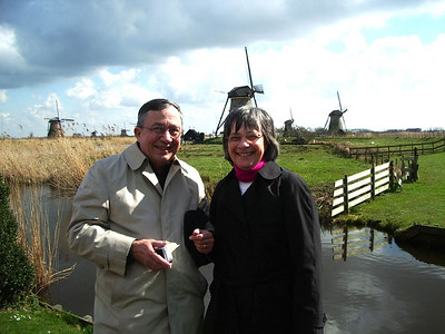 Holland & Belgium, April 7-15, 2006