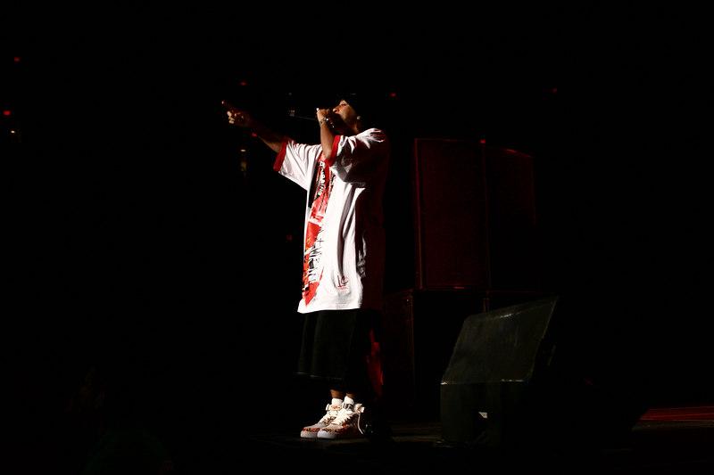 2004 OUAB Big Free Concert - Ludacris