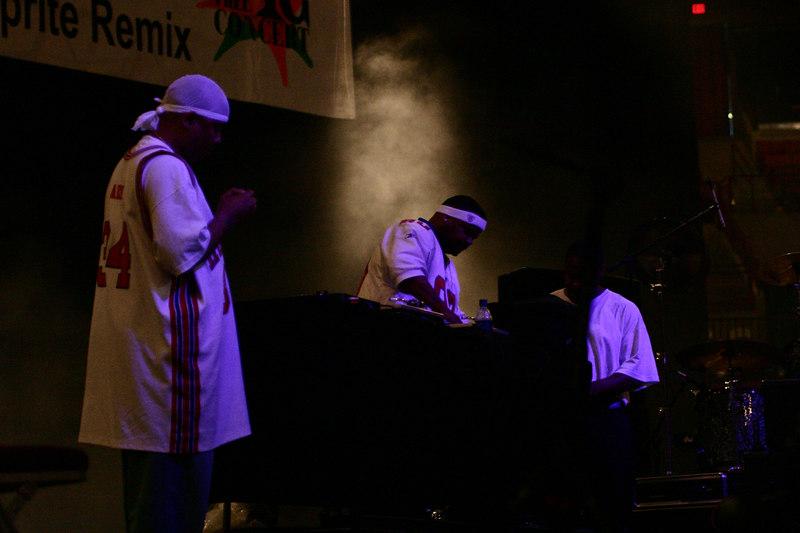 2004 OUAB Big Free Concert - Twista