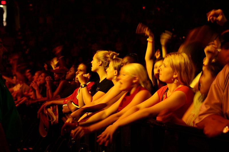 2004 Big Free Concert - Wyclef Jean