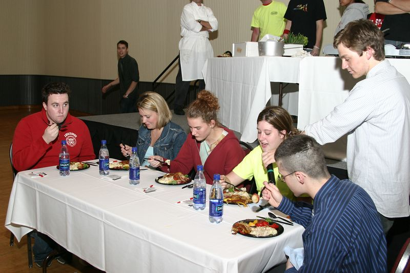 2004 Iron Chef Event