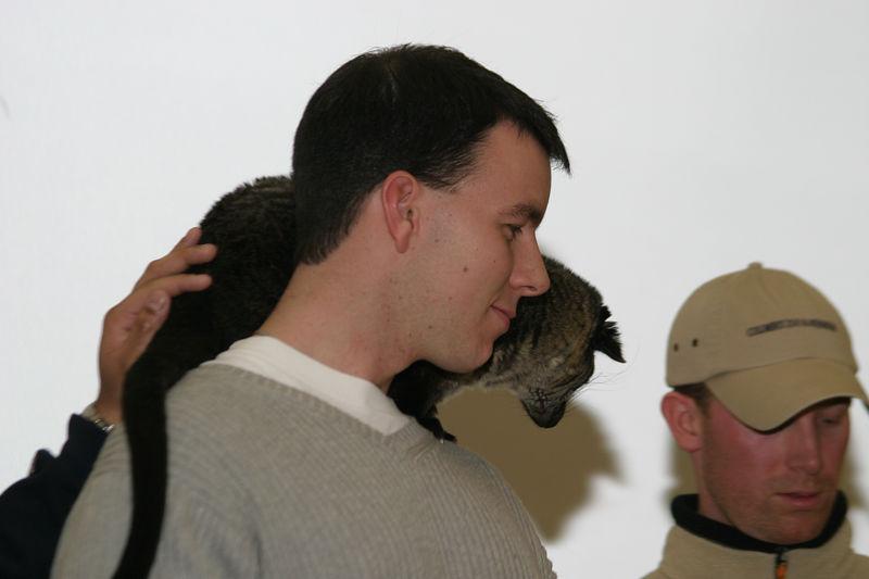 2004 OUAB Presents Jack Hanna