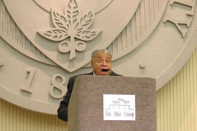2003 OUAB Presents James Earl Jones