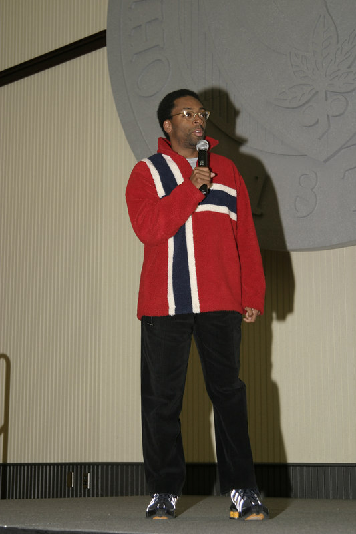 2004 OUAB Presents Spike Lee