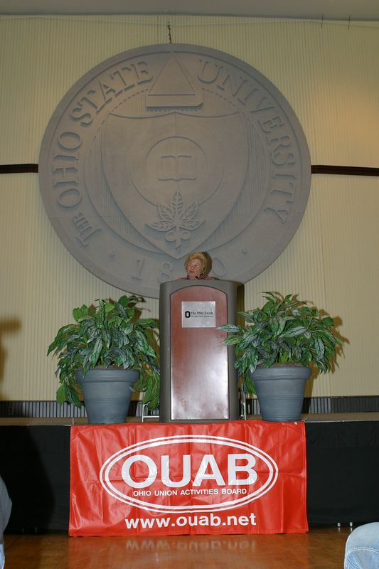 2005 OUAB presents Dr. Ruth