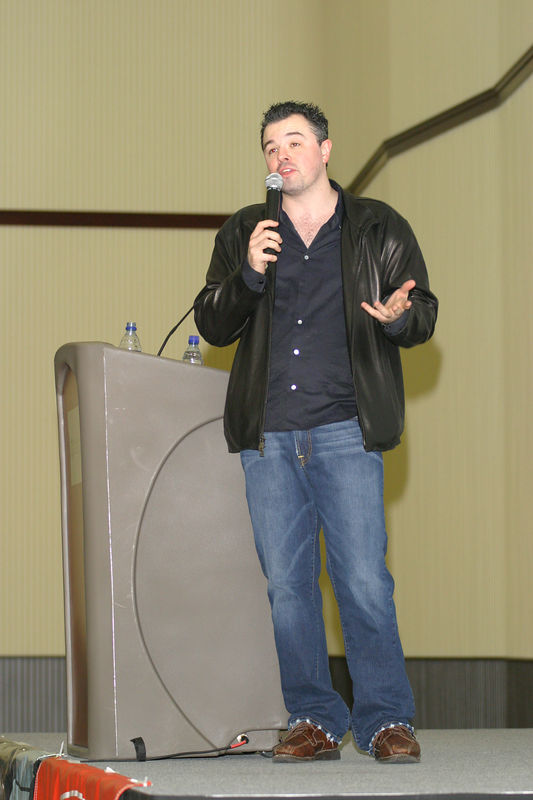 2004 OUAB Presents Seth MacFarlane