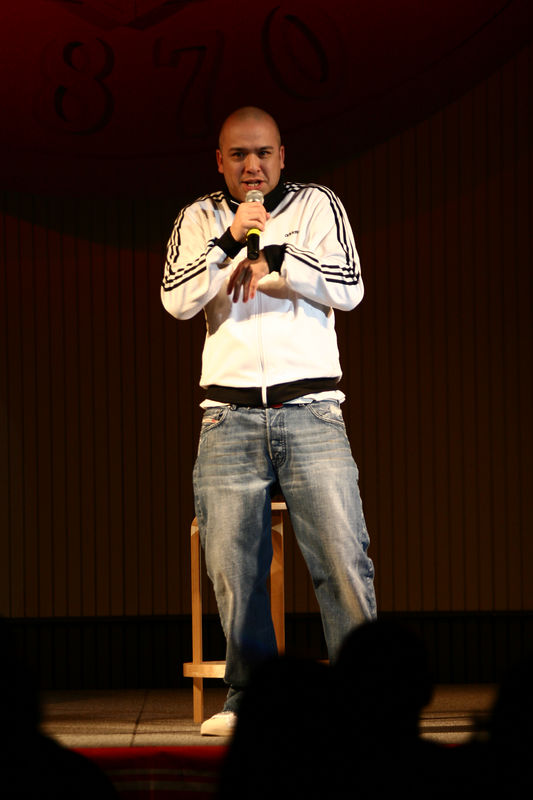 2006 OUAB Amateur Comedy Night