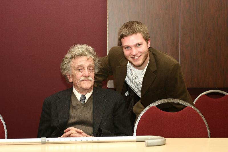 2006 OUAB presents Author Kurt Vonnegut