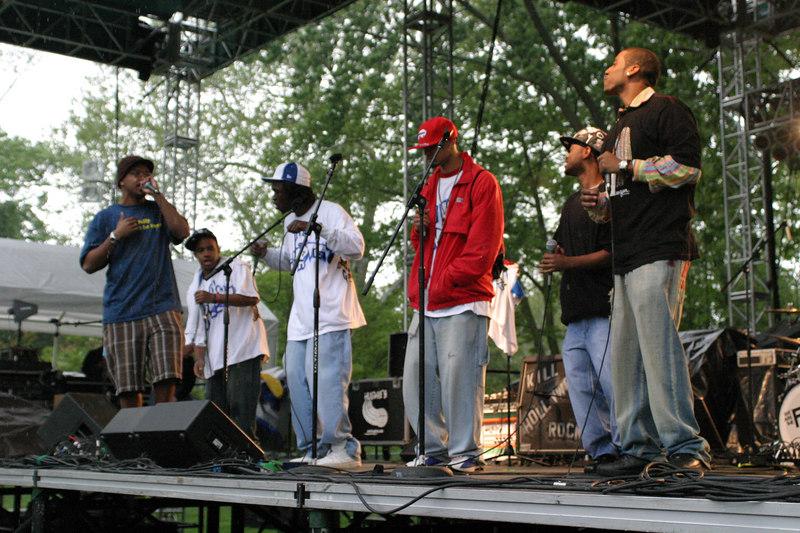 2006 OUAB Big Free Concert