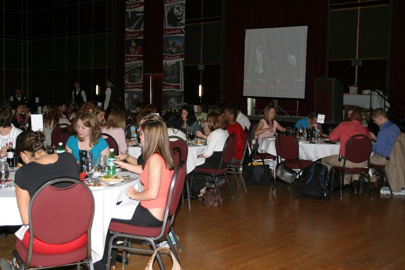 2006 OUAB End of Year Banquet