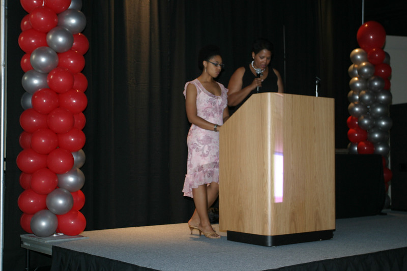 2007 OUAB End of Year Banquet