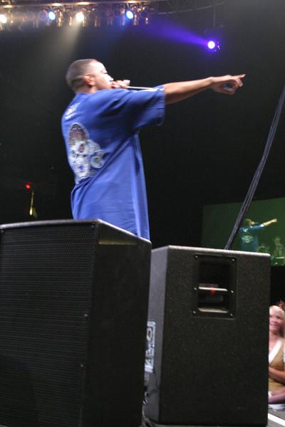 2007 OUAB Big Free Concert featuring Ludacris